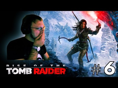 Aaron Plays Rise of the Tomb Raider #6 CAVE OF WOLVES