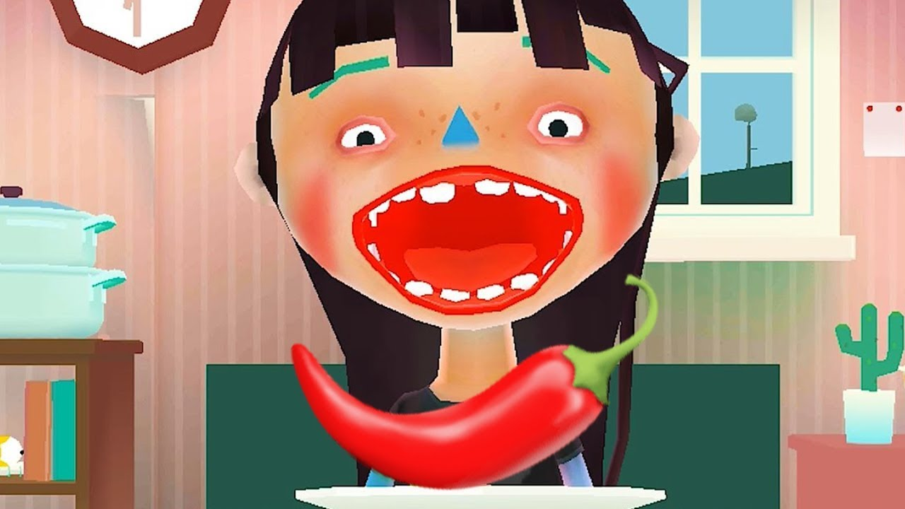 Fun Kitchen Cooking Kids Game – Toca Kitchen 2 – Let's Cooking Yummy Food Fun Games For Kids To Play