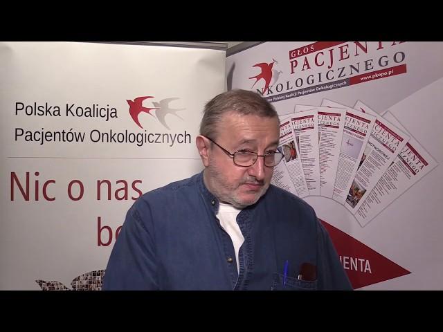Jan Salamonik | Debata Narodowa Strategia Onkologiczna