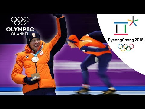 Sven Kramer - The Dominator in Speed Skating | Winter Olympics 2018 | PyeongChang 2018