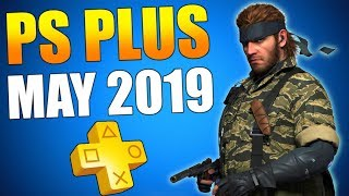 May 2019 FREE PS PLUS GAMES - Free PS4 Games May 2019 ANNOUNCED EARLY in Japan (Playstation News)