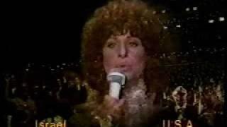 Barbra Streisand Sings Hatikvah and Talks to Golda Meir