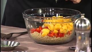 Bt Winnipeg - Mango Quinoa Salad 08.06.2013