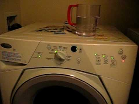 Whirlpool Duet Sport Washer Machine Model Wfw8300sw02 2 2