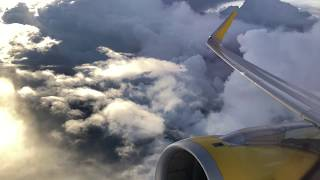 Impresionante despegue del aeropuerto de Barcelona A320 IAE ...