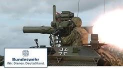 TOW-Schießen mit dem Wiesel - Bundeswehr