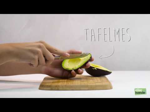 Slim avocado snijden - Allerhande