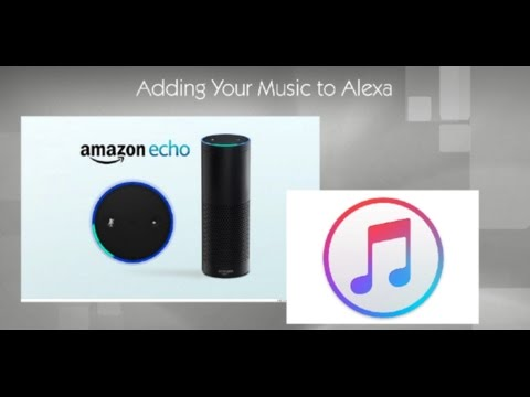 How to get iTunes Music to play on Amazon Echo devices
