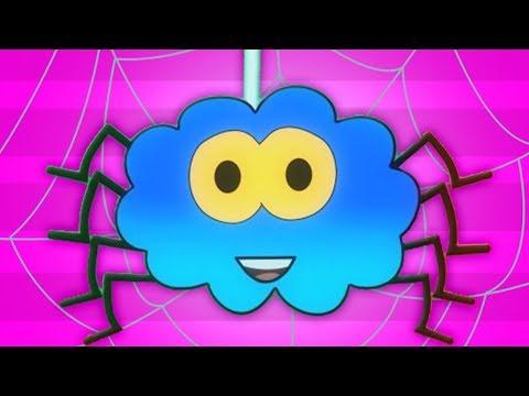 Инси-Винси паучок | детские стишки | детский сад песни | Incy Wincy Spider | Nursery Rhymes For Kids