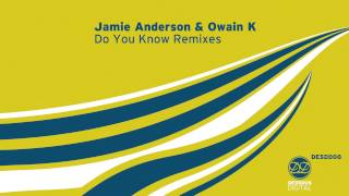 Jamie Anderson & Owain K.: Do You Know (Soul Minority House Mix)