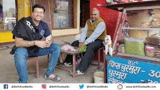 Allahabad अर्ध कुम्भ मेला 2019 & Brunch (Breakfast + Lunch) Food Tour Part- 1/2