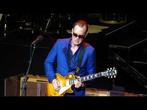 Joe Bonamassa - Let Me Love You Baby - 7/3/16 Clyde Auditorium - Glasgow, Scotland