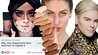 [BONUS VID FOR ?s] CALLING OUT These Racist Makeup Companies