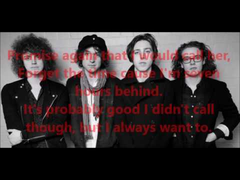 Catfish and the Bottlemen - 7 (Lyrics)