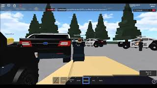 Roblox Blythe california: Blythe police department Training center. Code 5 gone wrong.