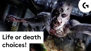 Dying Light 2 gameplay preview - why choice matters