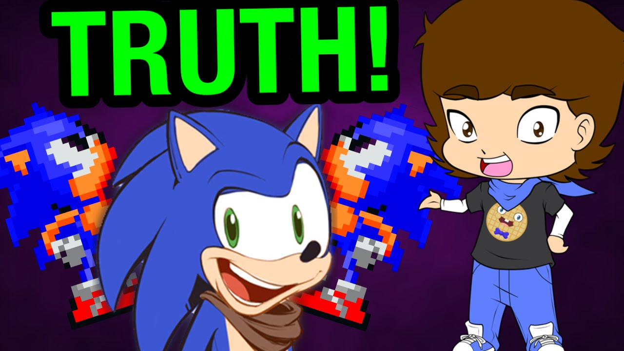 are sonic games bad the truth sonic the hedgehog theory
