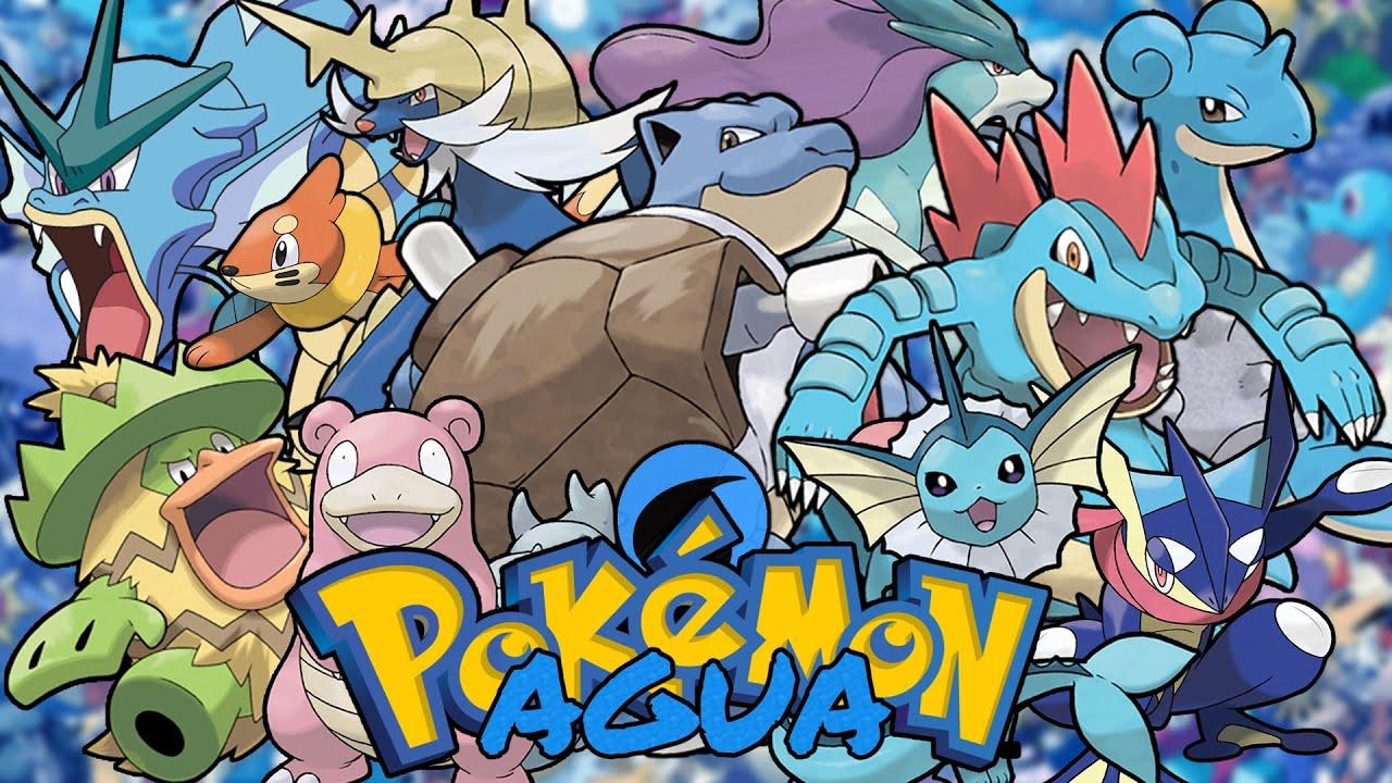 Pokémon Agua Rap    Hidrobomba    ft. BynMc (prod. Hollywood Legends)