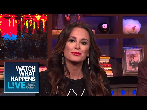 Is Kyle Richards Worried about Lisa Rinna's Remarks? - RHOBH - WWHL