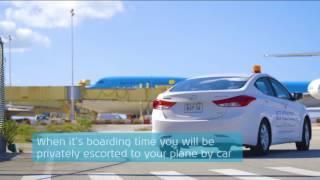 KLM Private Boarding Curaçao