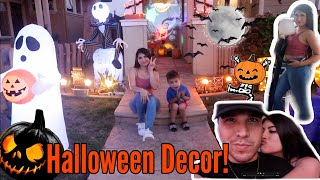 We decorated our house for HALLOWEEN 🎃| Yoatzi