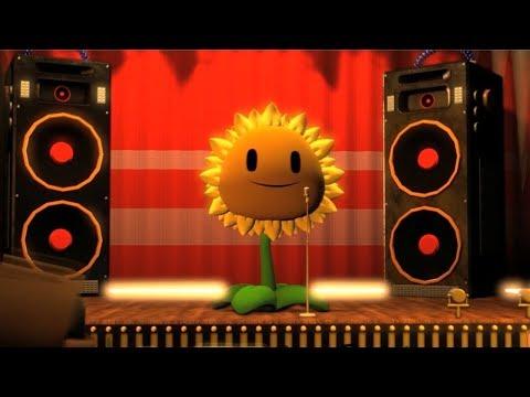 Plants vs Zombies - Music Video - 3D Cartoon (Animation)