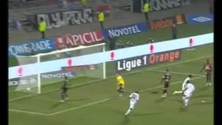 Lyon - OGC Nice (2006-2007)