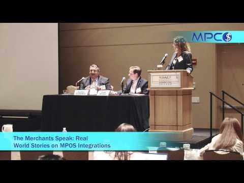 2015 Mobile Payments Conference -- The Merchants Speak: Real World Stories on MPOS Integrations