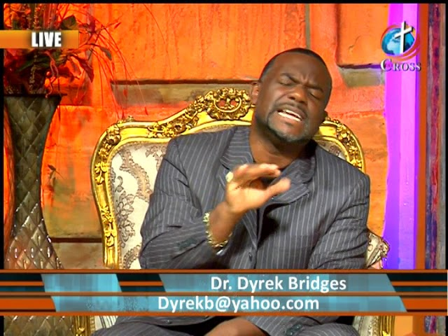 Deeper Dimension Broadcast  Pastor Dyrek Bridges 08-21-2018