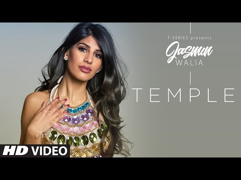 Thumbnail: Temple Full Video Song | Jasmin Walia | Latest Song 2017 | T-Series