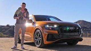 Вот Такого Не Ожидал! Новейший Ауди Ку8. Первый Тест-Драйв И Обзор Audi Q8
