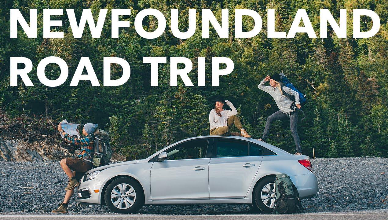 Best Road Trip Newfoundland Canada YouTube