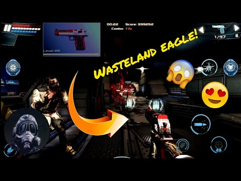 Dead Effect 2 - Wasteland Eagle gameplay |
