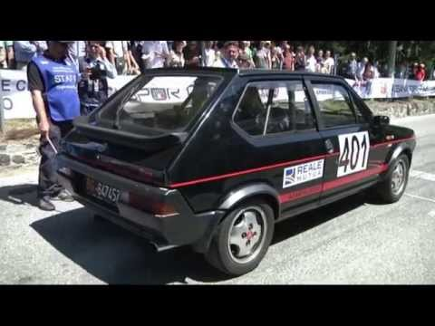 CESANA SESTRIERE 2015 MARIO TACCHINI FIAT RITMO 125 ABARTH