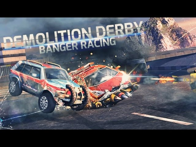 Demolition Derby 3D (by Italy Games) - Android Gameplay HD