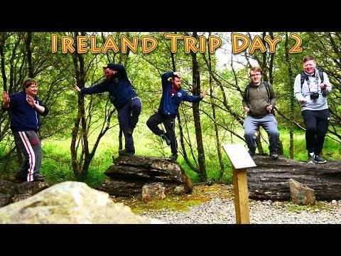Ireland Trip Day 2 Kylemore Abbey, Connemara National Park and Clifden Castle