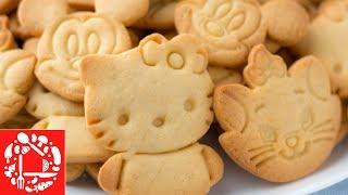 Быстрое домашнее печенье! 👶👍 Дети в восторге!