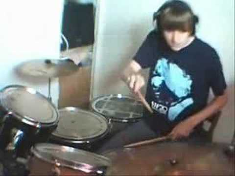 Drumming to the Kinks song Wicked Annabella