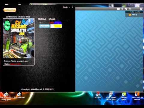 Car mechanic simulator 2015 xp cheat engine 14