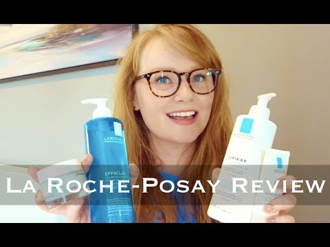 LA ROCHE-POSAY PRODUCT REVIEW | Rebecca Sophie