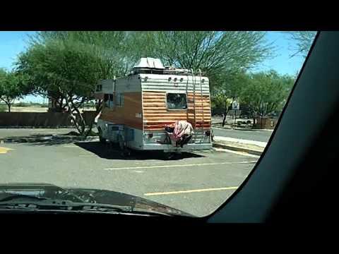 Homeless camp in Phoenix, Arizona?
