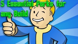 Fallout 4 - 5 Essential Perks for any Survival Mode Build