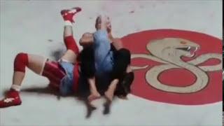 "Pure Fight Scenes: Daniel Bernhardt (2) ""Bloodsport 3"" (1996) John Rhys-Davies, Pat Morita"