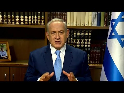 Netanyahu applauds U.S. decision on Jerusalem