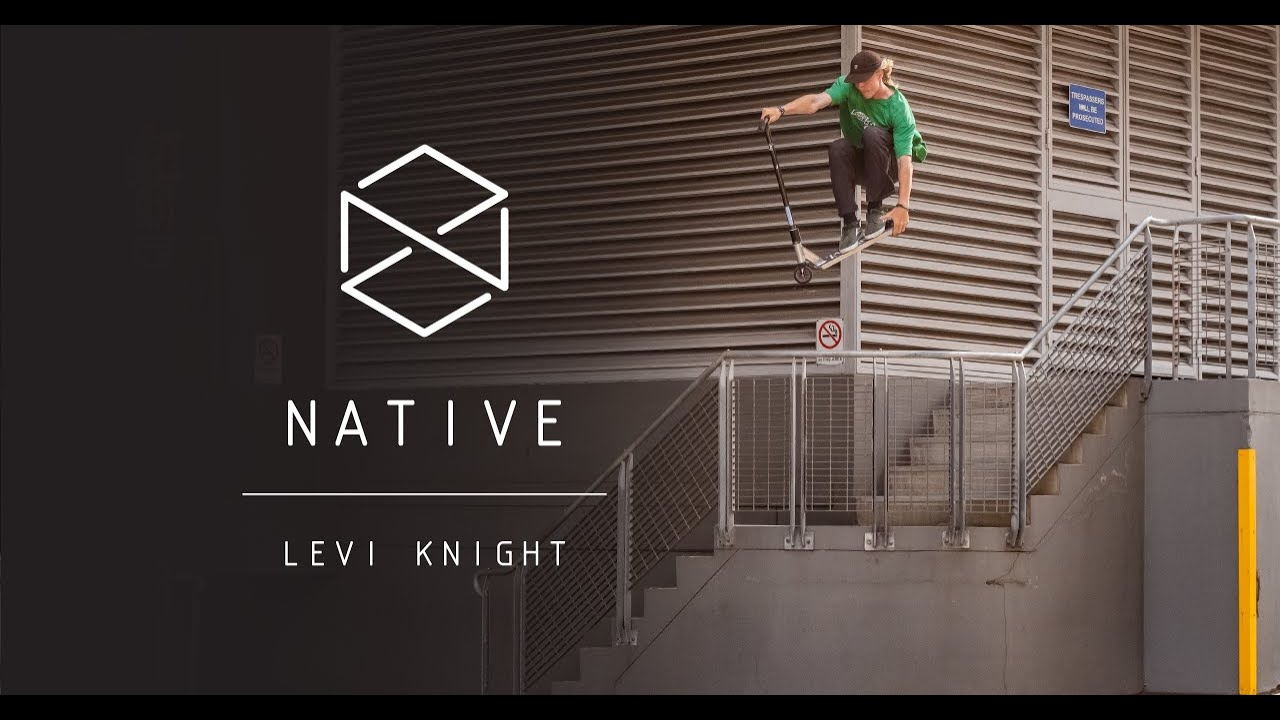 NATIVE - LEVI KNIGHT