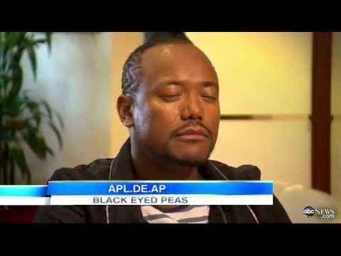 Interview: Apl.de.Ap talks about his eye surgery - ABC News