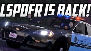 LSPDFR E166 - A Brand New Start with Your Input! | Chevy Impala PPV