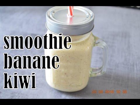 smoothie-banane-kiwi