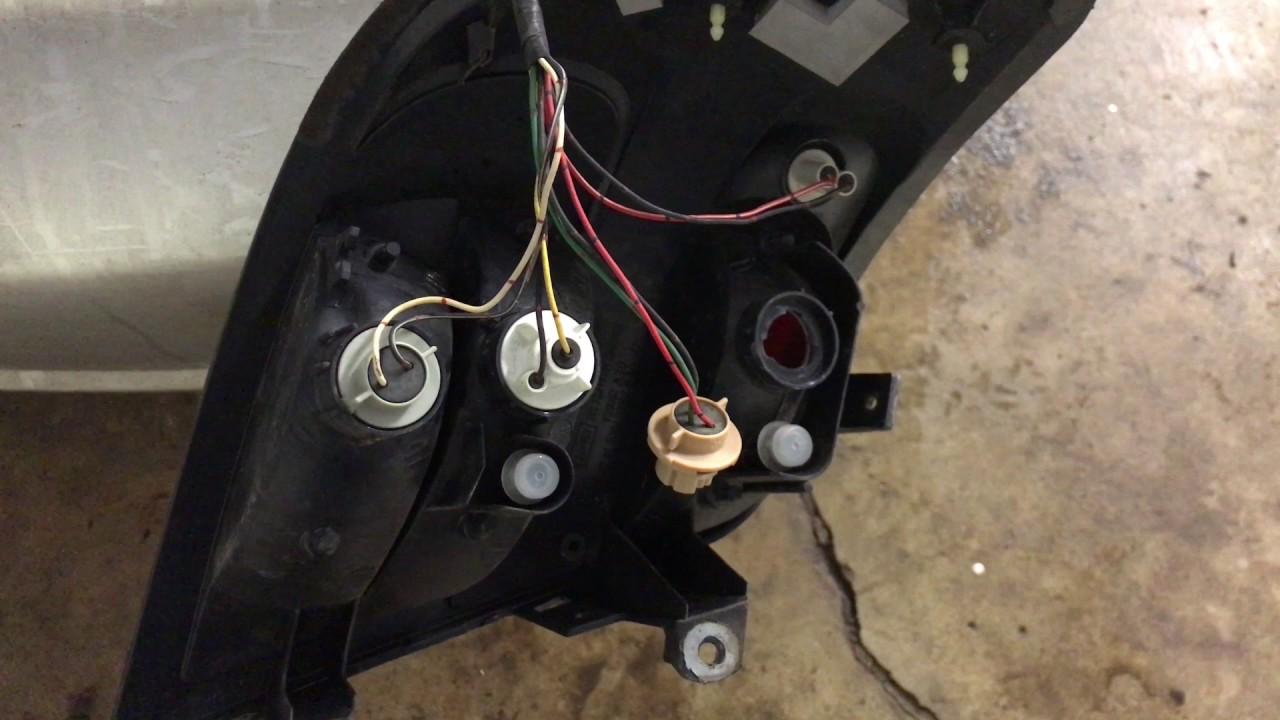hight resolution of convert 7443 standard bulbs to ck socket bulbs