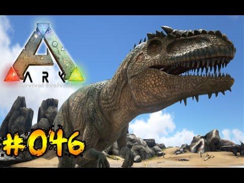 ARK #046 Giganotosaurus zähmen [HD]